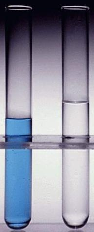Laboratory analysis test tubes